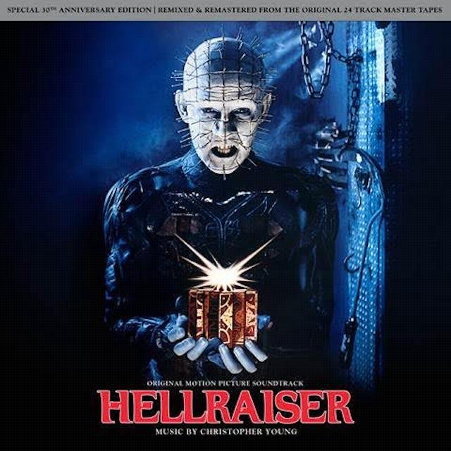 Christopher Young HELLRAISER: 30TH ANNIVERSARY - Original Soundtrack Vinyl Record