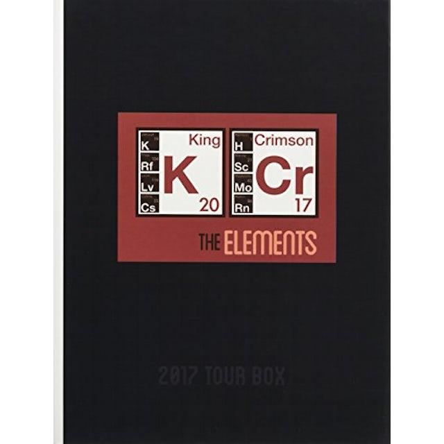 ELEMENTS OF KING CRIMSON 2017 TOUR BOX CD