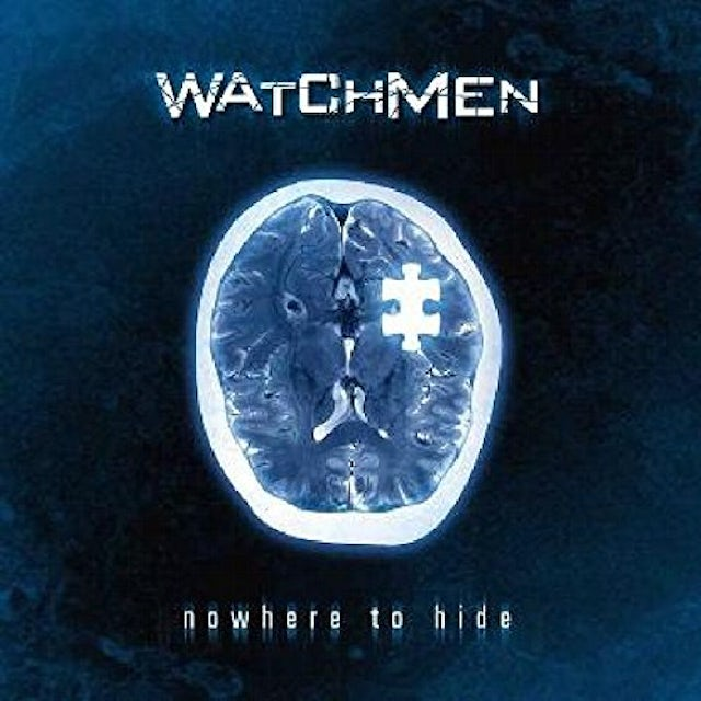 Watchmen NOWHERE TO HIDE CD