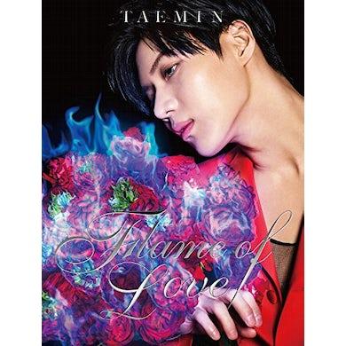 Taemin FLAME OF LOVE CD