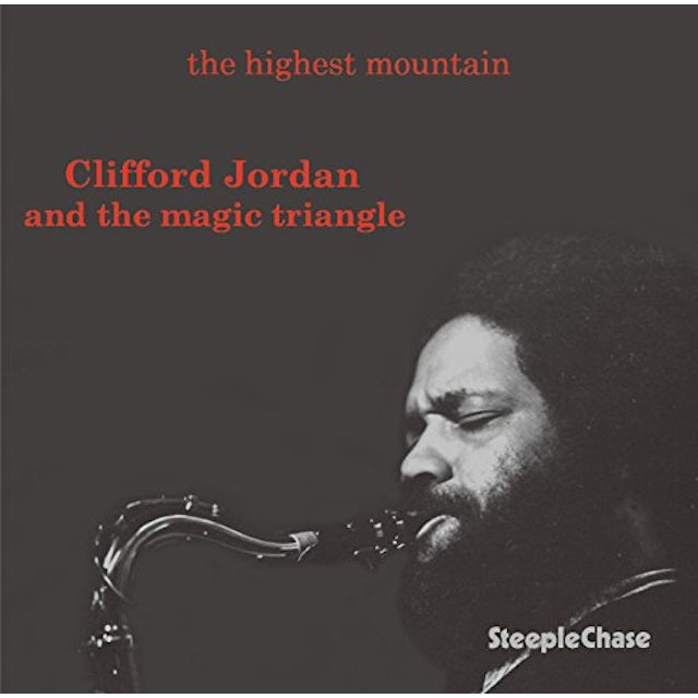 Clifford Jordan HIGHEST MOUNTAIN CD