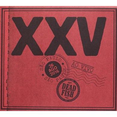 XXV AO VIVO EM SAO PAULO CD