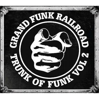 Grand Funk Railroad TRUNK OF FUNK VOL 2 CD