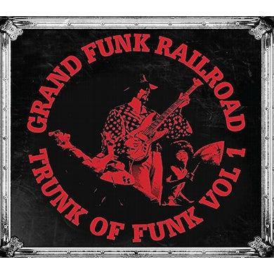 Grand Funk Railroad TRUNK OF FUNK VOL 1 CD