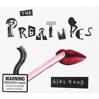 Preatures GIRLHOOD CD