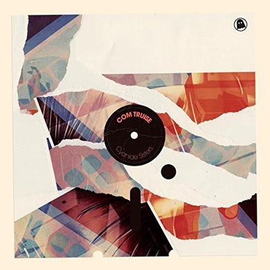 Com Truise CYANDE SISTERS Vinyl Record