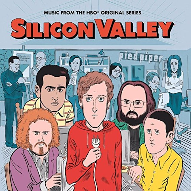 Silicon Valley: The Soundtrack / Various