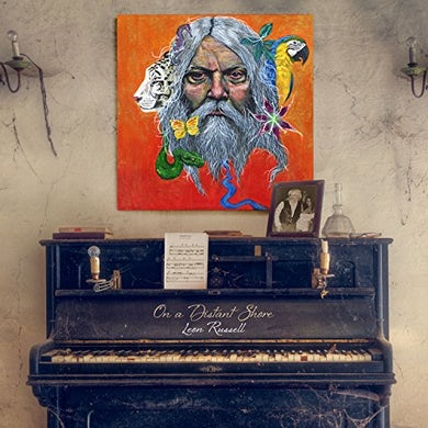 Leon Russell ON A DISTANT SHORE CD