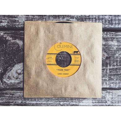 TIGER TROT / ENTER Vinyl Record