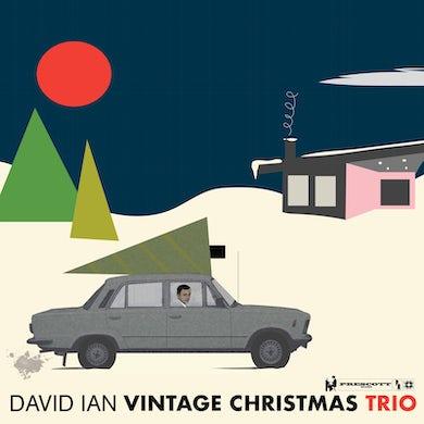 David Ian VINTAGE CHRISTMAS TRIO CD
