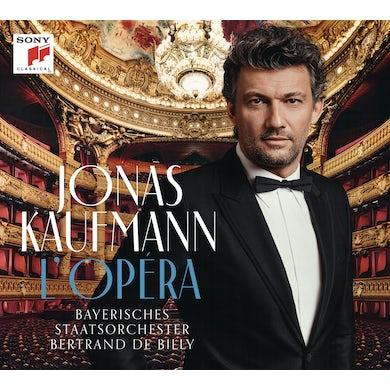 Jonas Kaufmann L'OPERA CD