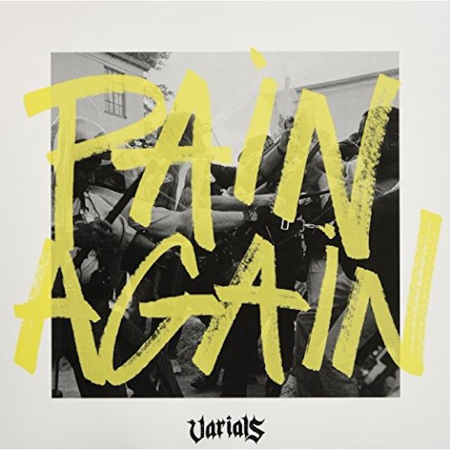 Varials PAIN AGAIN Vinyl Record