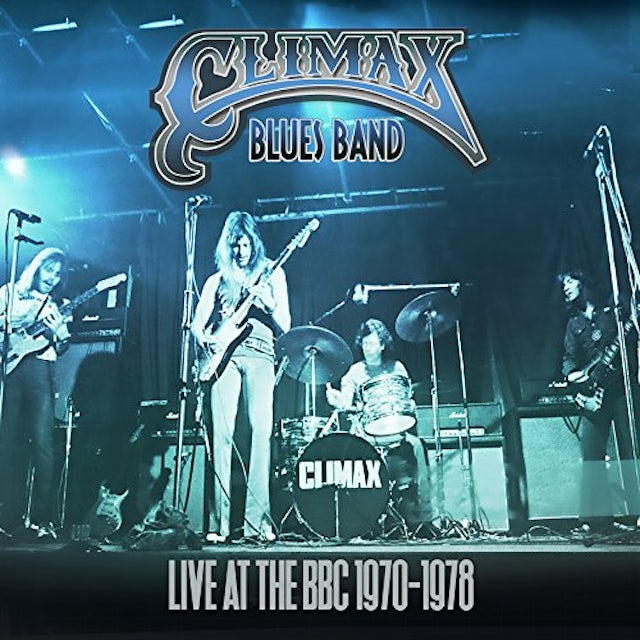 Climax Blues Band LIVE AT THE BBC 1970-1978 CD