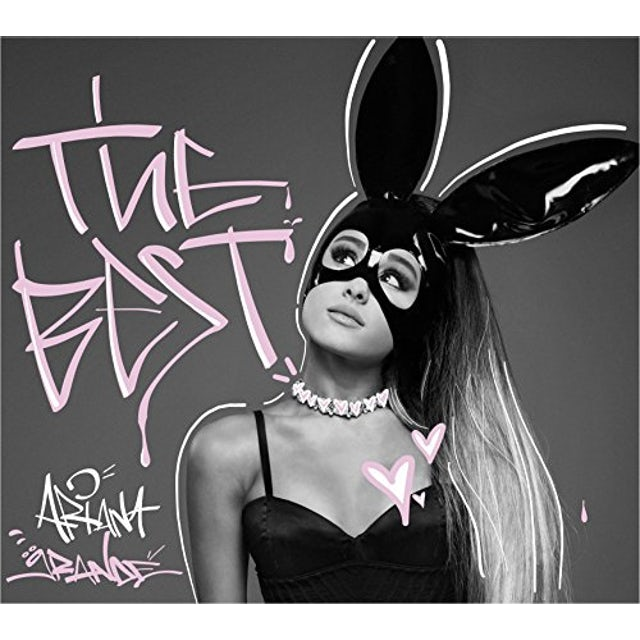 Ariana Grande BEST: DELUXE EDITION CD