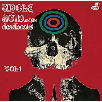 Uncle Acid & The Deadbeats VOL 1 (RED VINYL) Vinyl Record - Colored Vinyl, Red Vinyl, UK Release