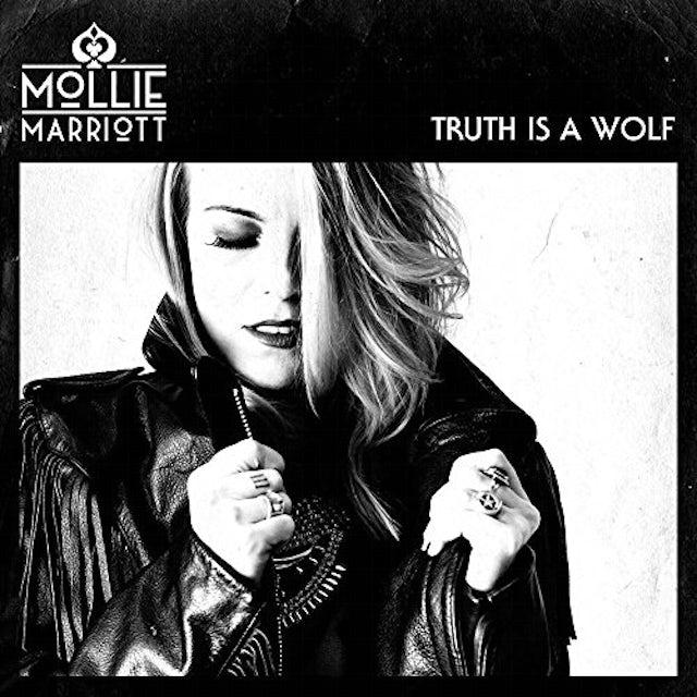 Mollie Marriott TRUTH IS A WOLF CD
