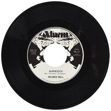 Reuben Bell SUPERJOCK Vinyl Record