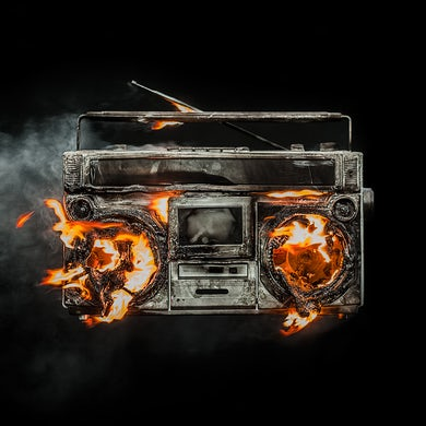 Green Day REVOLUTION RADIO Vinyl Record