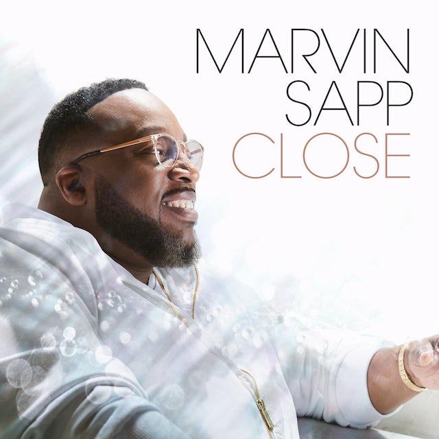 Marvin Sapp CLOSE CD