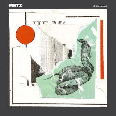Metz STRANGE PEACE CD