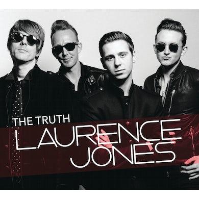 Laurence Jones TRUTH CD