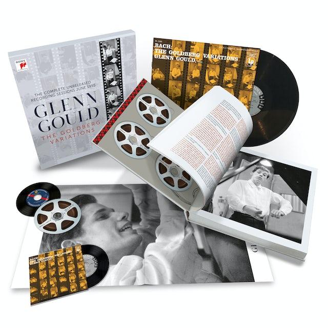 Glenn Gould GOLDBERG VARIATIONS: THE COMPLETE 1955 RECORDING CD