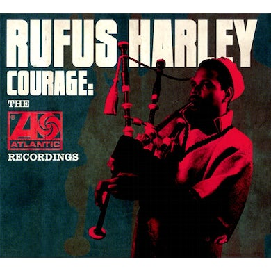 Rufus Harley COMPLETE ATLANTIC RECORDINGS (2CD) (28 TRACKS) CD