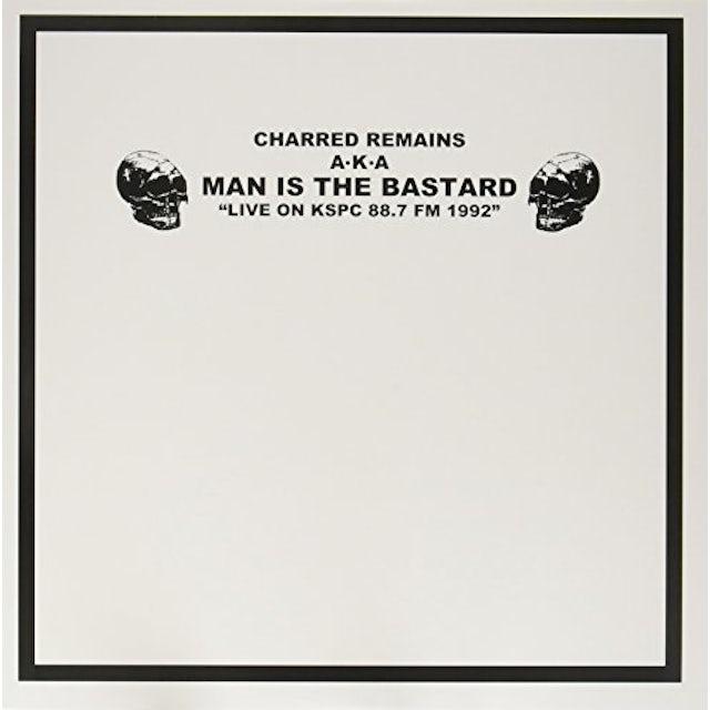Man Is The Bastard LIVE ON KSPC 88.7 FM 1992 Vinyl Record