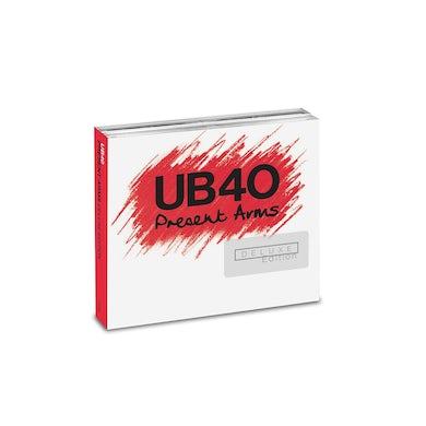 Ub40 PRESENT ARMS CD