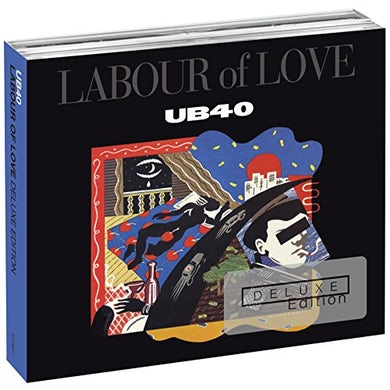 Ub40 LABOUR OF LOVE CD
