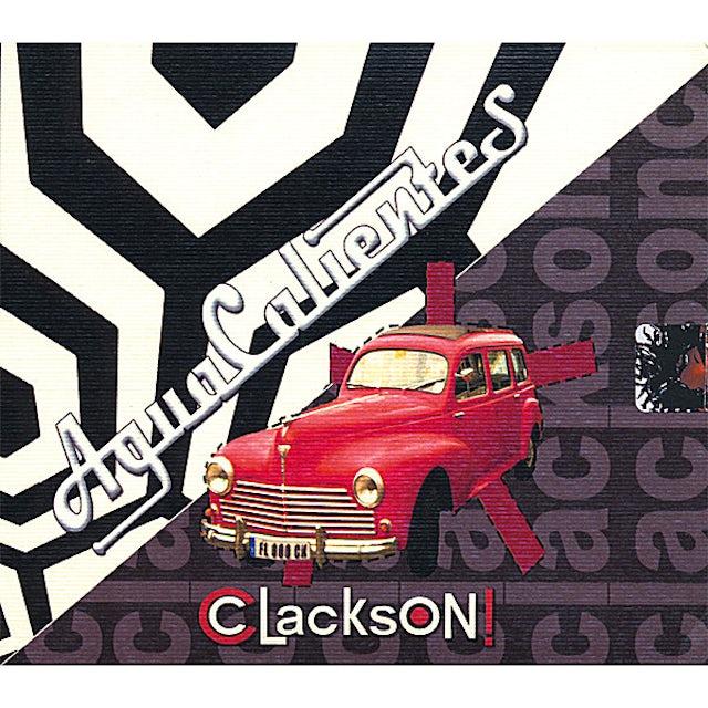 Agua Calientes CLACKSON CD