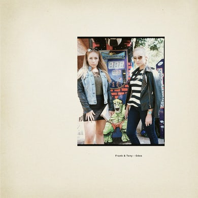 Frank & Tony ODES Vinyl Record