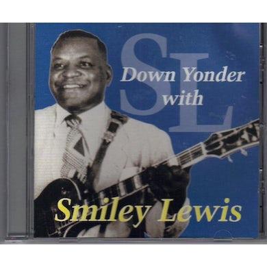 Smiley Lewis DOWN YONDER Vinyl Record