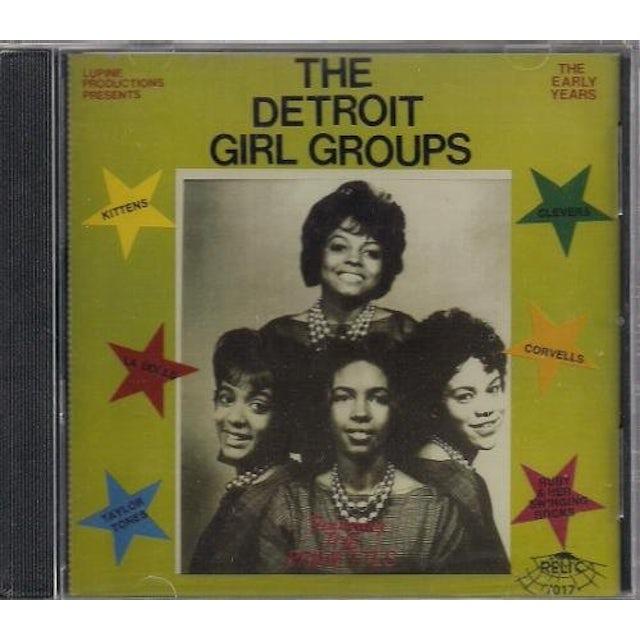 Detroit Girl Groups / Various