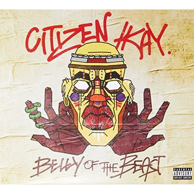 Citizen Kay BELLY OF THE BEAST CD