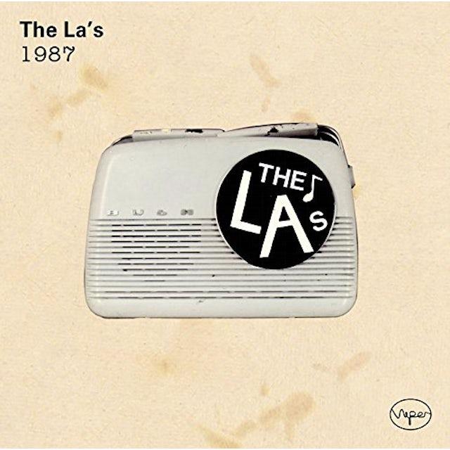 La's 1987 CD