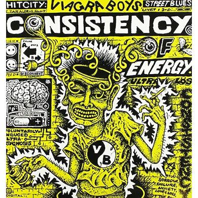 Viagra Boys CONSISTENCY OF ENERGY Vinyl Record