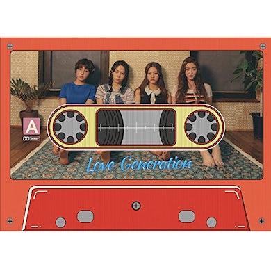 Dia LOVE GENERATION: L.U.B VERSION CD