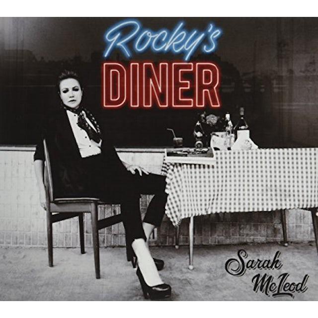 Sarah McLeod ROCKYS DINER CD