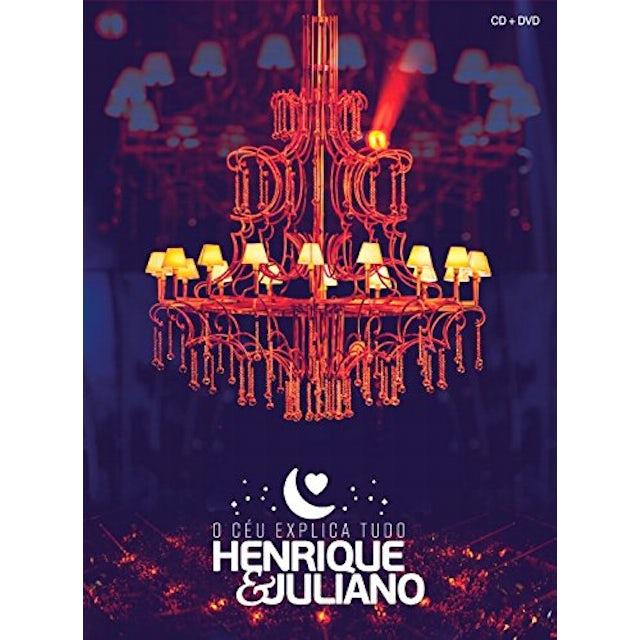 Henrique & Juliano O CEU EXPLICA TUDO KIT: SPECIAL EDITION CD