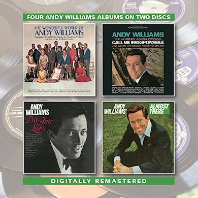 WONDERFUL WORLD OF ANDY WILLIAMS / CALL ME CD