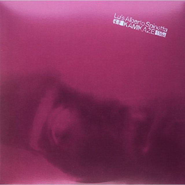 Luis Alberto Spinetta KAMIKAZE CD