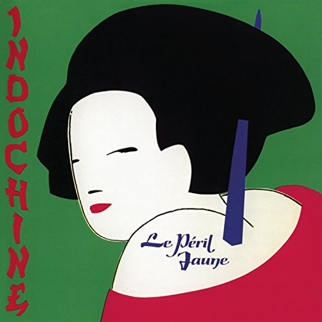 Indochine LE PERIL JAUNE CD