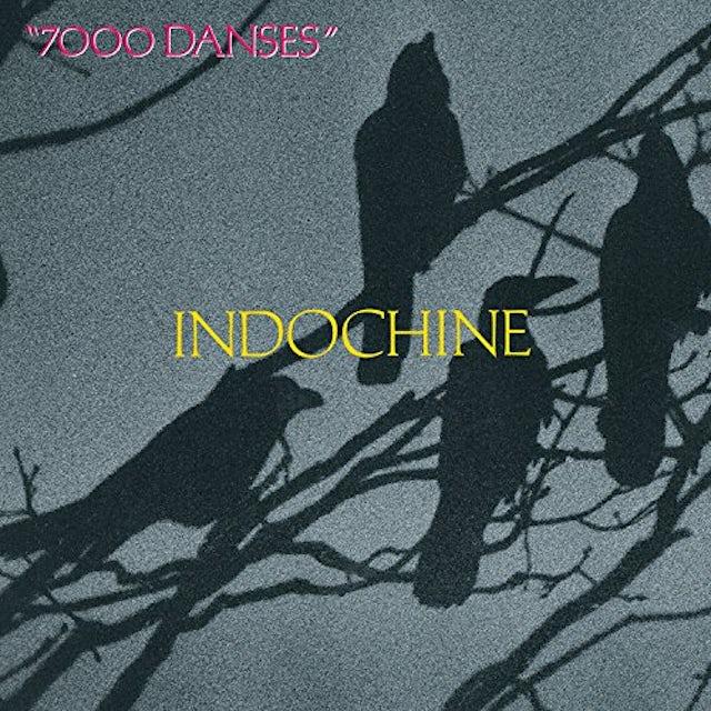 Indochine 7000 DANSES CD