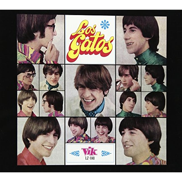 Los Gatos II CD