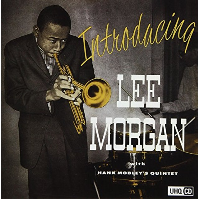 INTRODUCING LEE MORGAN CD