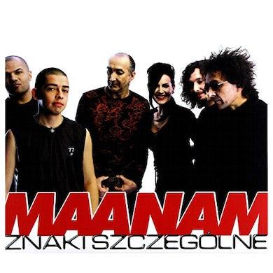 Maanam ZNAKI SZCZEGOLNE Vinyl Record