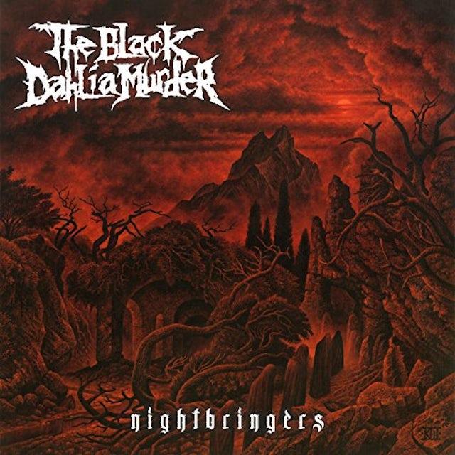 Black Dahlia Murder NIGHTBRINGERS Vinyl Record