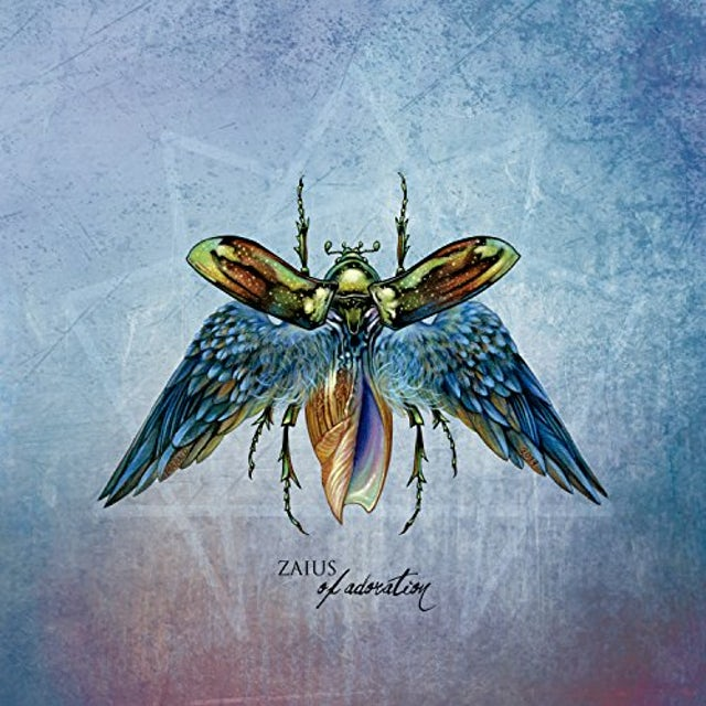 Zaius OF ADORATION CD