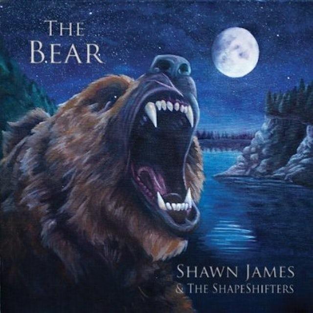 Shawn James & The Shapeshifters BEAR CD
